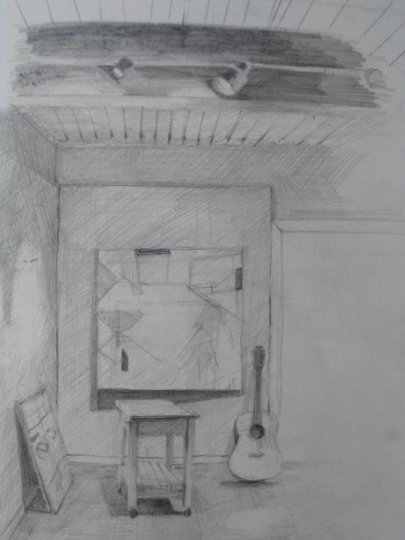 Study of Interior #1