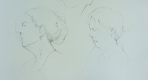 Recent Drawings