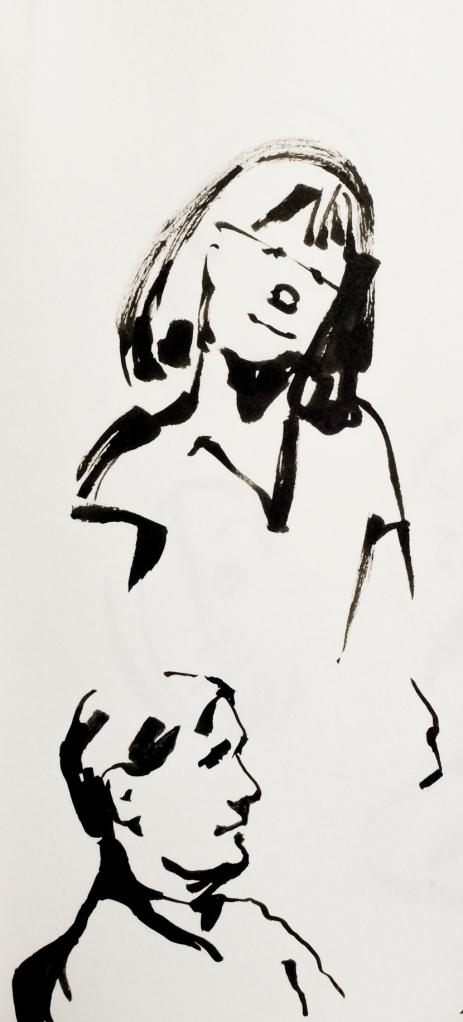 Twoportraits