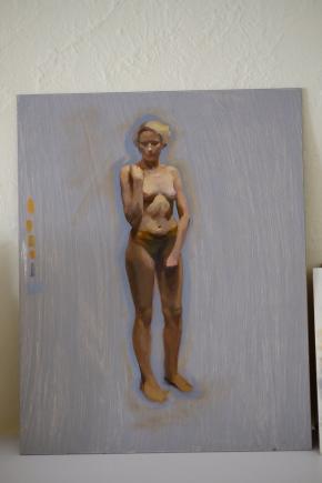 Figure Painting Workshop at StudioIncamminati
